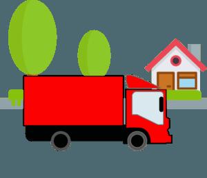Red Truck Art