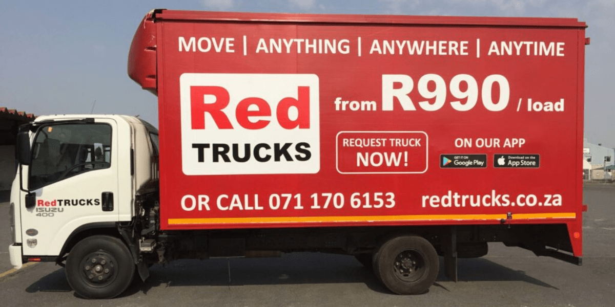 Truck Hire Johannesburg